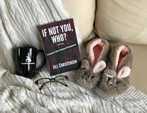 Book Review: If Not You, Who? Cracking the Code of Employee Disengagement by Jill Christensen