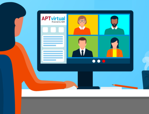 Attending APTvirtual? Here's How to Make the Most of It